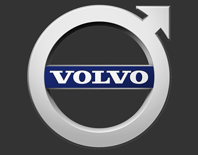 Volvo Branded HTML email template
