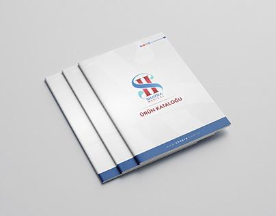 Shayra Medikal - Katalog Tasarımı