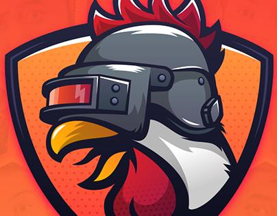 PUBG ko-ko-ko - esports logo