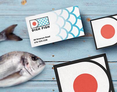 DISH FISH. Seafood Restaurant