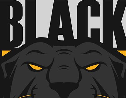 Black Panther - Logo Design