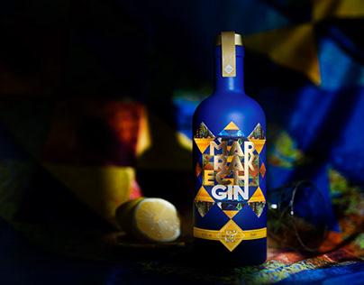 Marrakech and California Gin by CBA Gin Co...