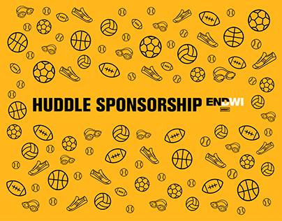 """NMDOT ENDWI """"Huddle Sponsorship"""""""