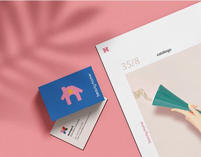 Beauty Home — Branding