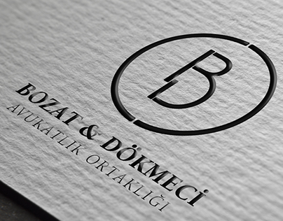 Bozat & Dokmeci Lawyer Partnership Branding