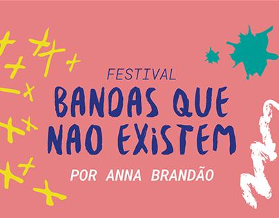 Festival Bandas que não existem