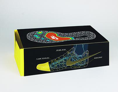Nike Knockdown Packaging
