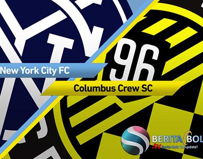 Columbus Crew 4 New York City 1: Host siap untuk maju d