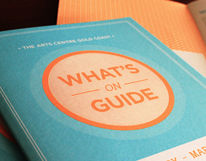 2013 What's On Guide