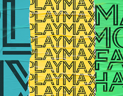 PLAYMAX Typeface