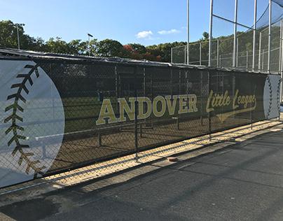 Deyermond Baseball Field Signage