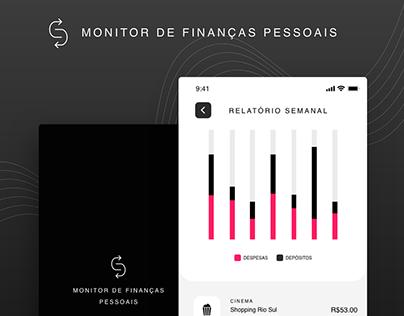 Two Way Finances Monitor