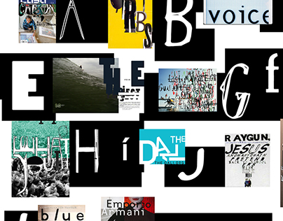 David Carson // Free Font