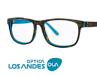 Óptica Los Andes - Product Photography