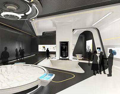 Innovative Multimedia Space