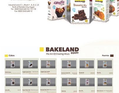 bakeland brochure
