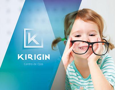 KIRIGIN Branding Design