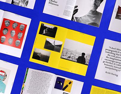 Formation Magazine / Print + Digital
