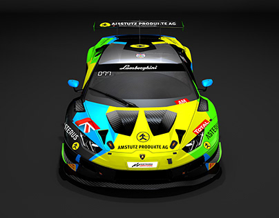 2020 Barwell // Lamborghini GT3