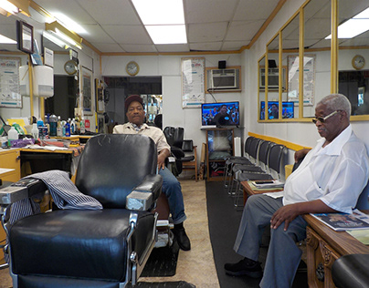 Gentrification and the Decline of Black Businesses on H
