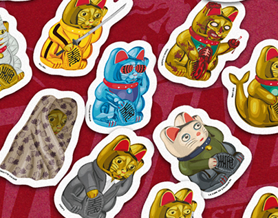 Fancine Stickers