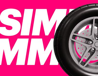SIMM Race