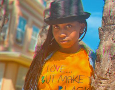 Vanessa Lewis (3D Photo Montage)