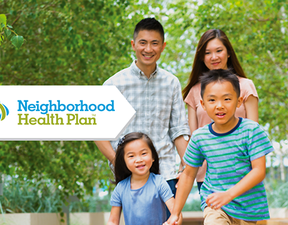 Neighborhood Health Plan - Brand Collateral