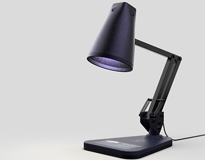 Anglepoise desk lamp and pendant