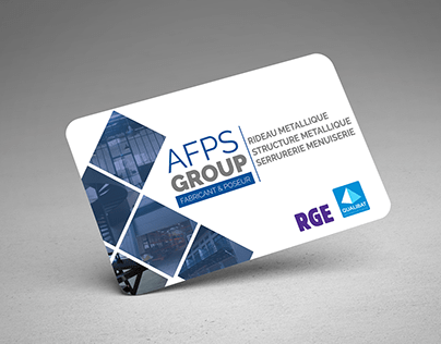 AFPS - Business Card