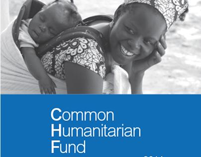 OCHA Common Humanitarian Fund Annual Report 2014