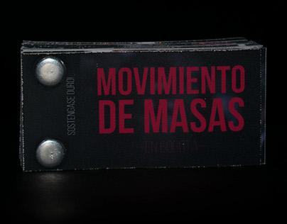 Movimiento de masas en Bogotá