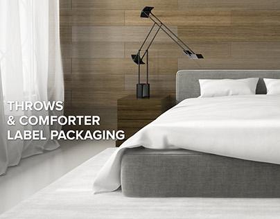 S.L. Home Fashions Label Design