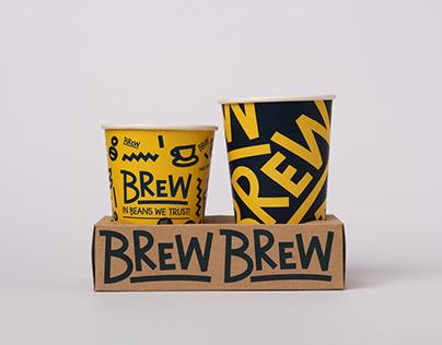 Brew Organic Coffee