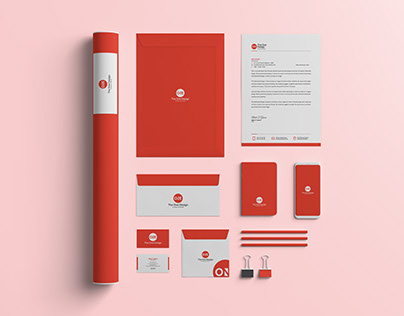The One Design Stationery Package