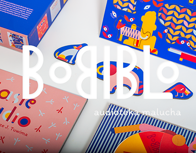 Bobiblo | packaging design