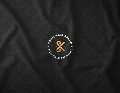 TRIMI HAIR SALON | Logo & Visual Identity