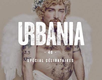 URBANIA #40 - SPÉCIAL CÉLIBATAIRES