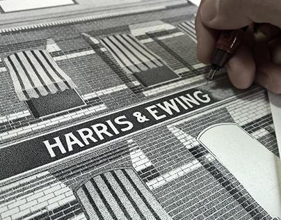 HARRIS & EWING
