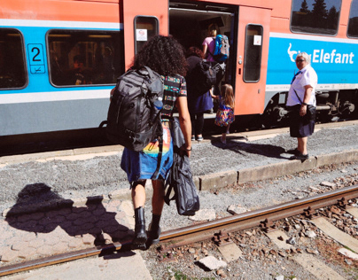 Moments in and out Prague August 2019