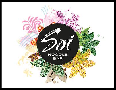 Soi Noodle Bar Website