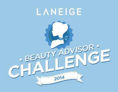 Laneige Beauty Advisor Challenge