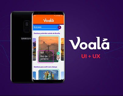 Voalá | UX + UI