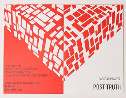 Parsons MFA Photo Thesis Catalogue