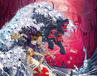 Ego FM - Poster Artwork