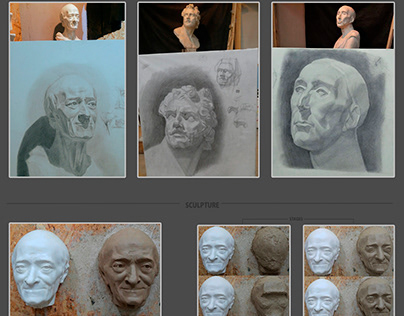 Drawing + Sculpture