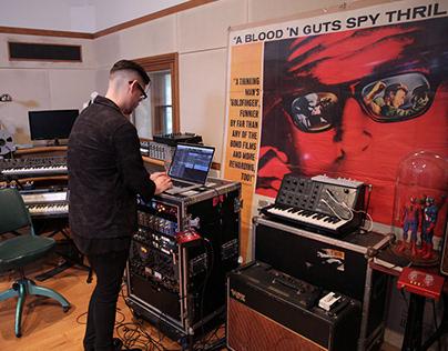 Focusrite 'Recording Joe Clegg'