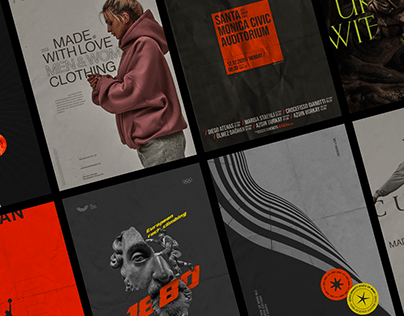 Poster Collection / 2018 — 2020
