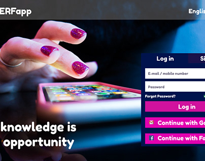 PERFapp (Web)