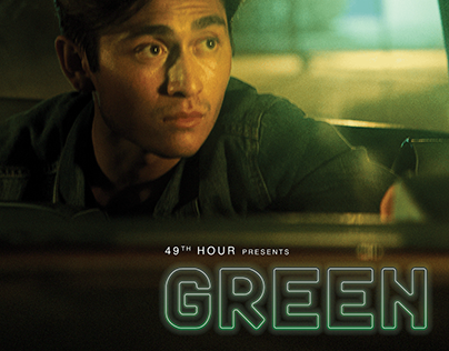 Theatrical Poster for 'GREEN'